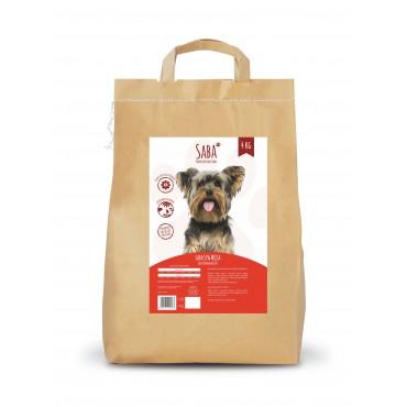 SABA 52% mięsa - 4 kg - dla psów dorosłych małych ras