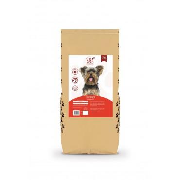 SABA 52% mięsa - 12 kg - dla psów dorosłych małych ras