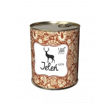 Jeleń (100%) - 850 g