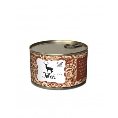 Jeleń (100%) - 410 g