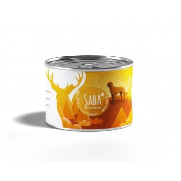 Jeleń z ziemniakami - 410 g